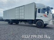 Cung cấp xe Dongfeng Hoàng Huy 7.6 tấn container pallet